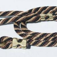 180 cm hosszú EXCLUSIVE BRASS kötélpóráz