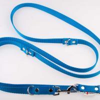 240 x 2 cm-es JUICY póráz - kék