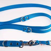 240 x 2,5 cm-es JUICY póráz - kék