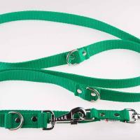 240 x 2,5 cm-es JUICY póráz - zöld