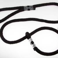 16 mm vastag fojtó pótáz - fekete