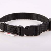 2 cm széles JUICY PUPPY CLICK nyakörv - fekete