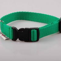 2 cm széles JUICY PUPPY CLICK nyakörv - zöld